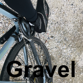 button to gravel page